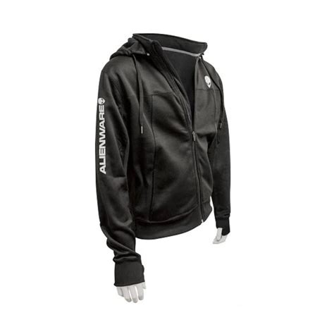 dell alienware poly tech hoodie black mikina s kapuc 237 a8661342 ingram sk