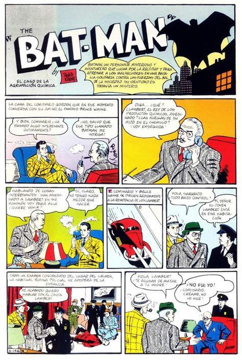 detective comics 1er comics de batman 1939 en espa 241 ol 65 00 en mercado libre