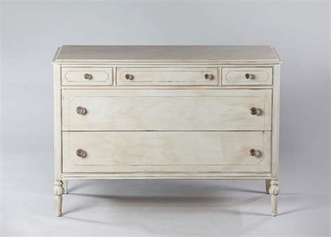 Antiquing A Dresser by Custom Painted Dressers Light Grey With Antiquing Wax Eclectic Providence By