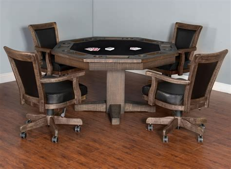 designs homestead dining table set with