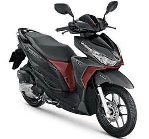 Honda Click Scooter Rental In Thailand Koh Tao Scooters Honda Click 125