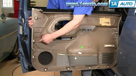 Kitchen Collection Outlet Coupon by How To Install Replace Door Panel Chevy Gmc Pickup Truck