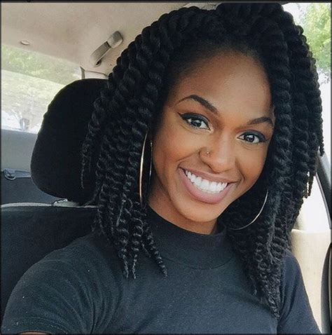 nubian hair single plaits with hair on sides 25 unique havana twist hairstyles ideas on pinterest