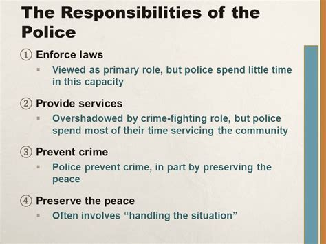 chapter 4 law enforcement today ppt video online download