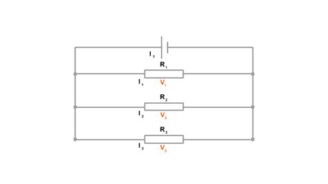 current through two resistors in parallel higher bitesize physics resistors in circuits revision