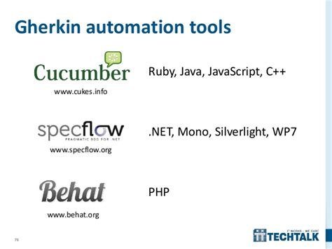 scenario template cucumber tutorial implementing specification by exle with gherkin