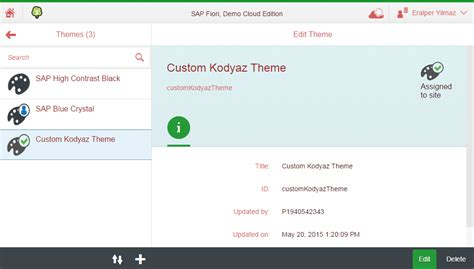 sap theme editor download sap fiori ui theme designer tutorial