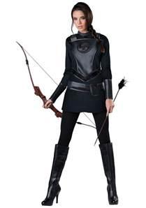 Female Halloween Costumes Women S Warrior Huntress Costume
