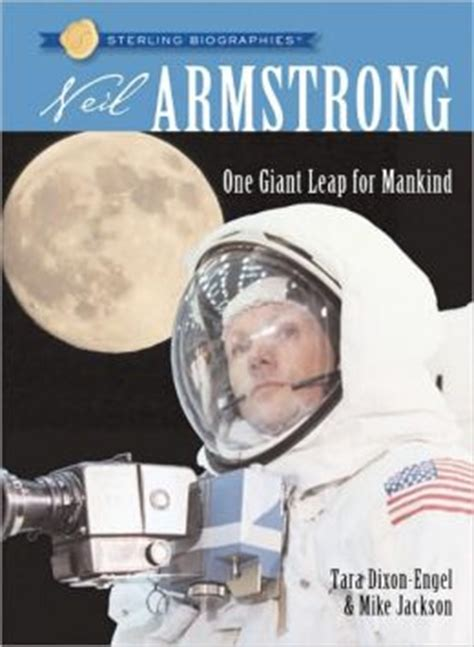 neil armstrong biography book neil armstrong one giant leap for mankind sterling