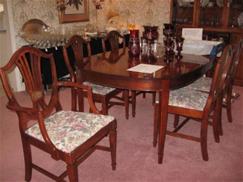 drexel dining room set drexel dining set