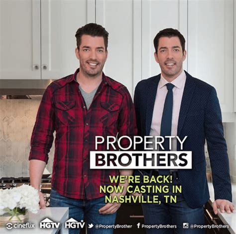 how do you get on property brothers think you have what it takes to get cast on property