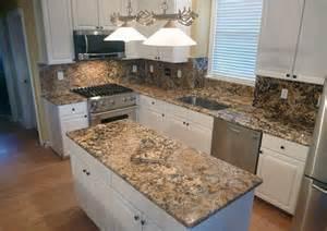 Kitchens With Different Color Cabinets Mascarello Granite