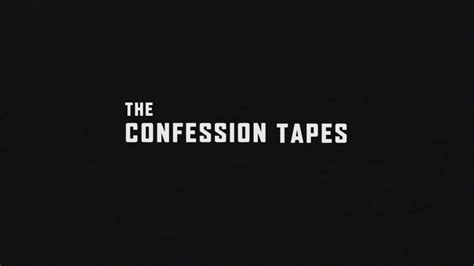 The Confession the confession tapes documentary on netflix