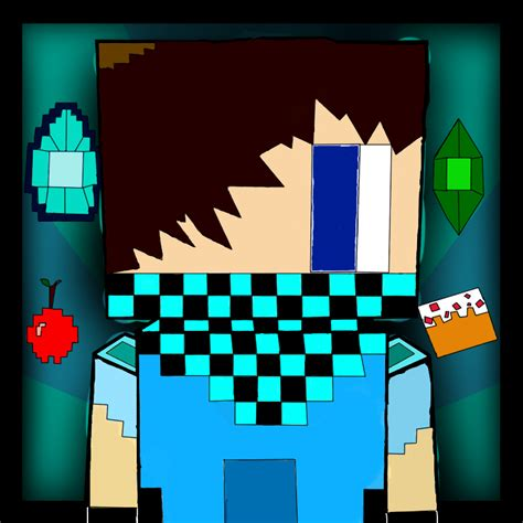 minecraft profile picture template minecraft avatar skin drawings or a rendered avatar