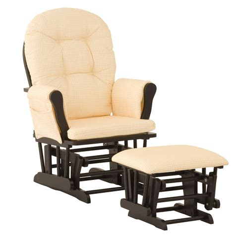 replacement cushions for glider rocker and ottoman glider rocker replacement cushions from sears com