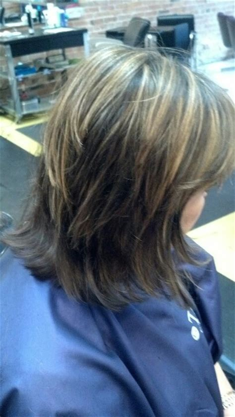 foil short bob top foil with layered hair cut going to have this done