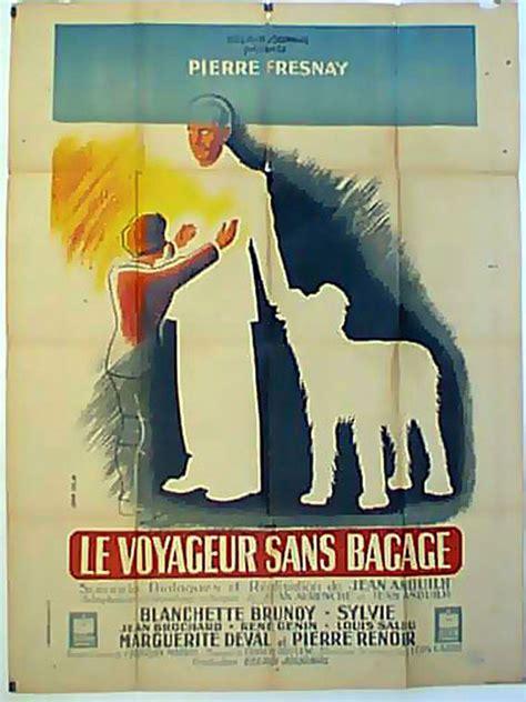 0030885299 le voyageur sans bagage quot voyageur sans bagage le quot movie poster quot le voyageur