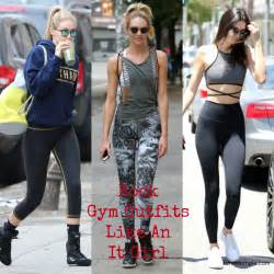 Gym outfits shouldn t be boring learn from our stylish celebrities