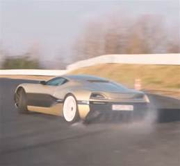 Future Bugatti Veyron Rimac Concept One Vs Bugatti Veyron On A Racetrack