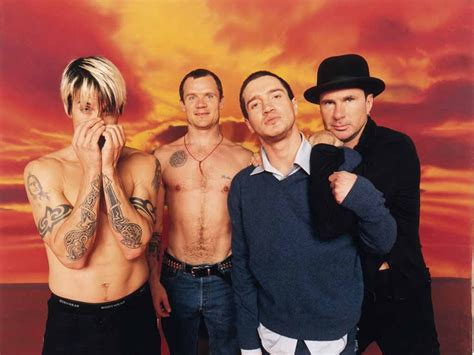 imagenes red hot chili pepers john frusciante abandona red hot chili peppers