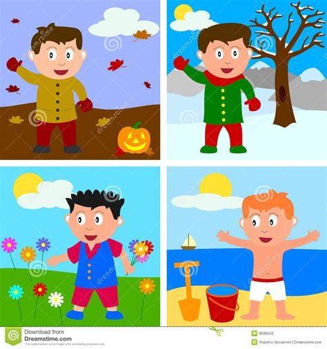 seasons clipart 4 seasons black and white clipart clipart suggest