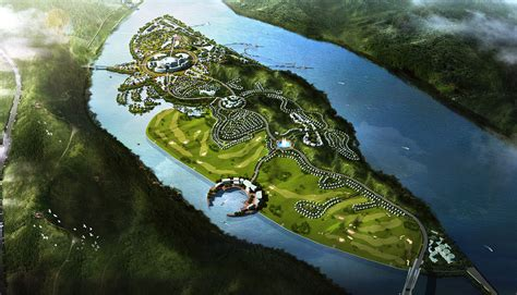 island designs urban design projects in china win texas asla design