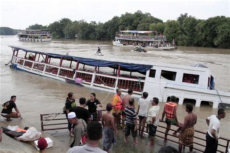 north river boats out of business at least 13 reported to be killed in thailand boat