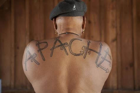 aaron neville tattoo aaron neville s new apache album a funky return to form