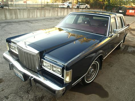 all car manuals free 1988 lincoln town car auto manual 1988 lincoln town car information and photos momentcar