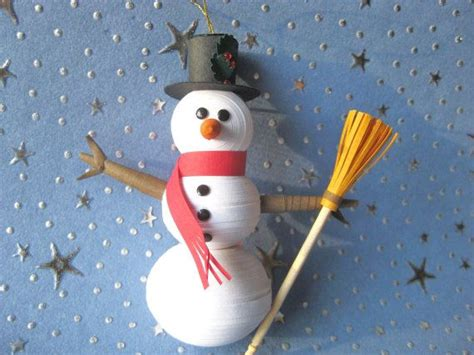 quilling snowman tutorial 1246 best images about jewelry paper bead on pinterest