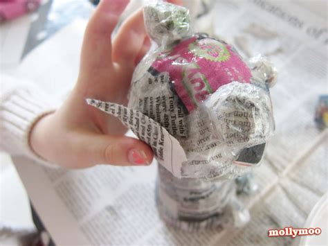 What To Make Out Of Paper Mache - mollymoocrafts papier mache crafts for frog to