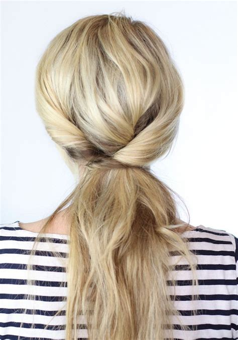 5 Min Hairstyles by 5 Minute Office Friendly Hairstyles Page 84 Of 90 Hairsea
