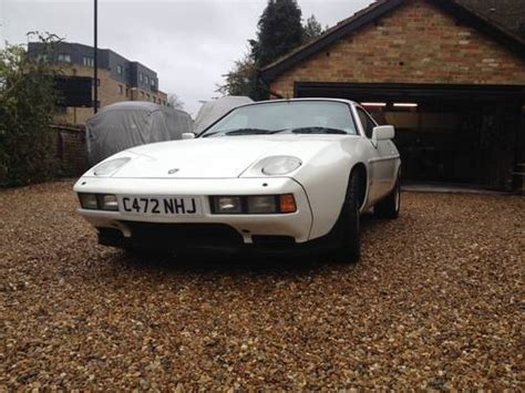 Porsche 928s2 by Porsche 928s2 Sold 1985 On Car And Classic Uk C685832