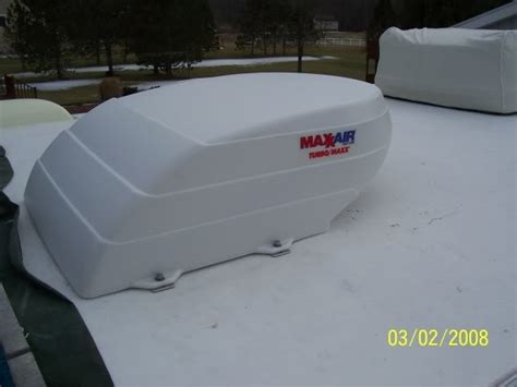 rv roof install a guide to installing your maxxair turbo maxx rv