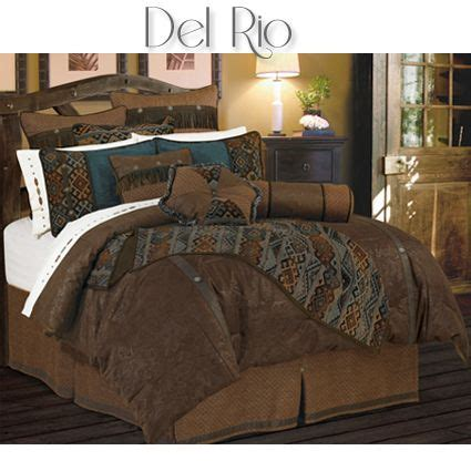 leather bedspreads comforters del rio bedding leather accessories and beds