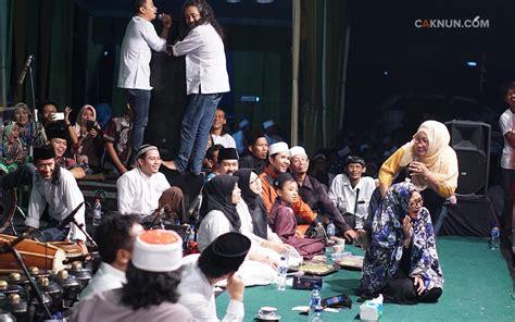 Semesta Emha Ainun Nadjib maiyahan merti desa 2017 caknun