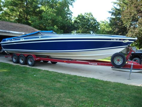 excalibur offshore boats 1983 excalibur fountain executioner powerboat for sale in