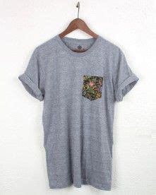 Plain T Shirt With Pattern Pocket | 1000 images about shirt pockets on pinterest pockets