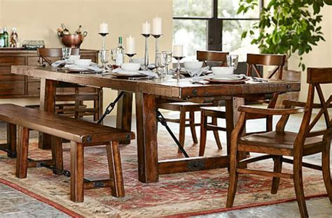 Pottery Barn Dining Room Set Dining Room Sets Pottery Barn