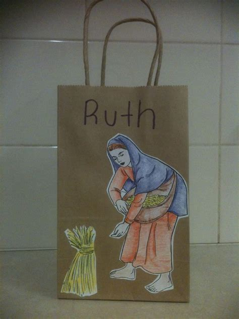 bible story crafts for 17 best images about bible story ruth on