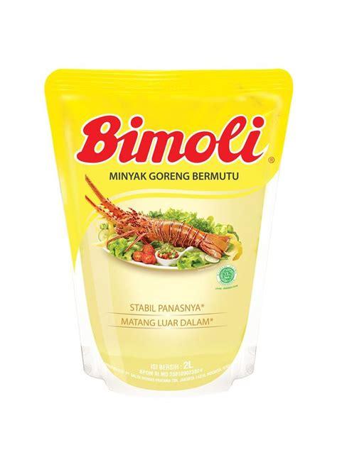 Minyak Goreng 1 Liter Bimoli jual bimoli minyak goreng 2000ml klikindomaret
