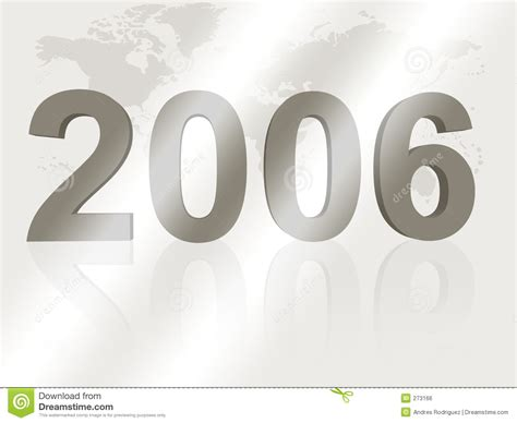 2006 new year brand new year 2006 royalty free stock image image 273166