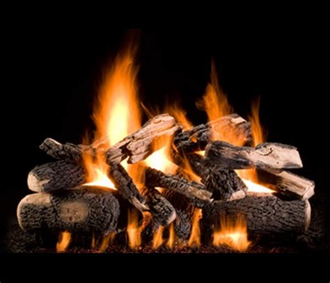converting your wood fireplace into a gas burning unit