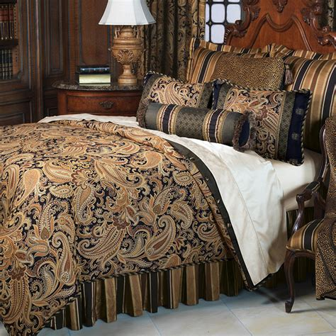 Traditional Comforters by Langdon Comforter Tacked Traditional