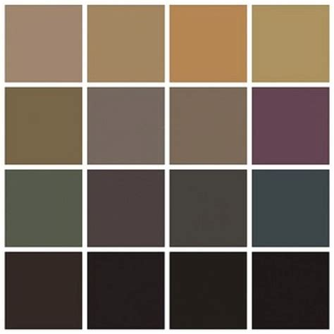 manly colours masculine color scheme for the home pinterest