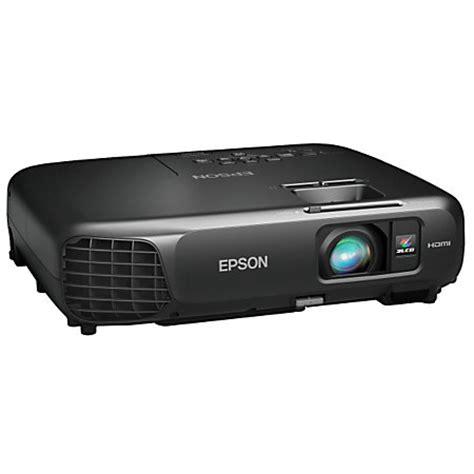 Projector Epson Wifi epson ex5220 wireless xga 3lcd projector by office depot officemax