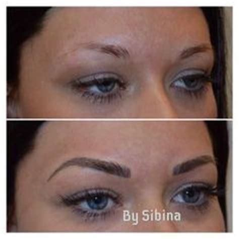 eyebrow tattoo in bali microblading platinum blonde eyebrows google search