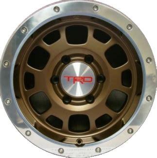 Toyota Tacoma Trd Wheels Aly69577 Toyota Tacoma Fj Cruiser Trd Beadlock Wheel