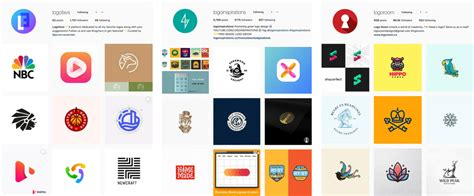 best design instagram users the 18 best instagram accounts for logo design inspiration