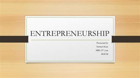 The Portable Mba In Entrepreneurship Studies Pdf by Entrepreneurship